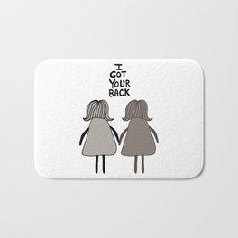 Got Your Back #GirlScouts #Fundraiser Bath Mat
