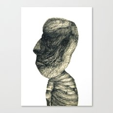 Chieftain Canvas Print