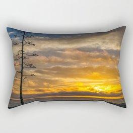 Perfect SoCal Sunset Rectangular Pillow