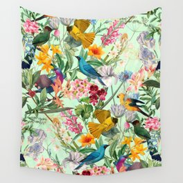 Tropical Paradise II Wall Tapestry
