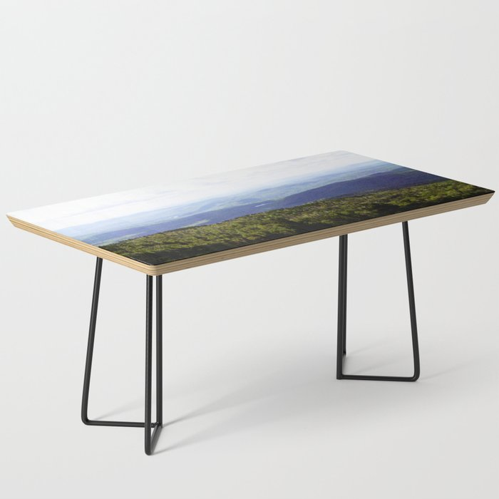 Summer Mountains Coffee Table