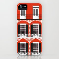 The French Quarter  New Orleans iPhone (5, 5s) Slim Case