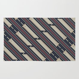 Business Buster Rug