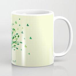 Think green! Coffee Mug