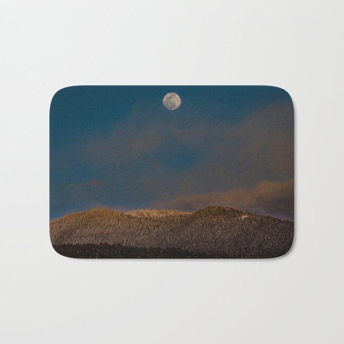 Colorado Moonrise Bath Mat
