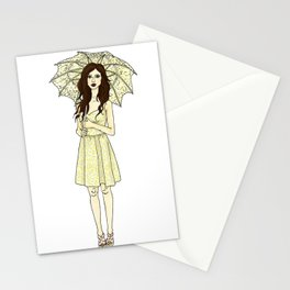 The Secret Garden 04 Stationery Cards