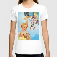 candy T-shirts featuring candy by •ntpl•