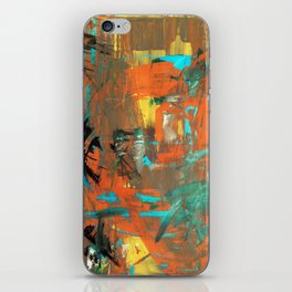 Earth to Dust iPhone Skin
