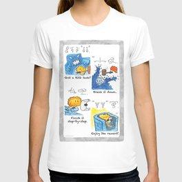 Got a BIG task? T-shirt