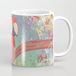 Magnificent Little Macaw Coffee Mug