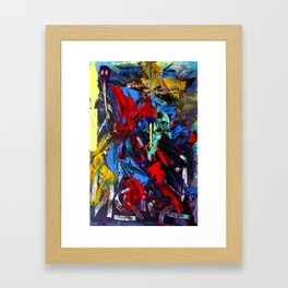 Ala Freud Framed Art Print