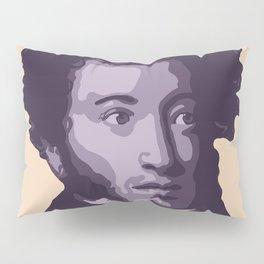 Alexander Pushkin Pillow Sham