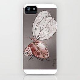 Mariquita invalida iPhone Case