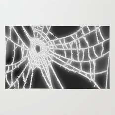 Surrealistic Spider Web Rug