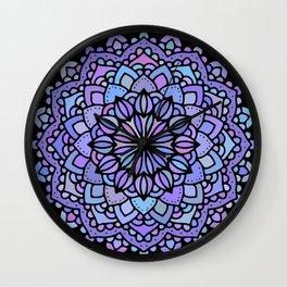 Mandala 02 Wall Clock