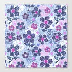flowers mix Canvas Print