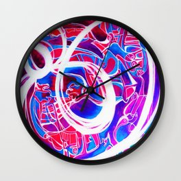 RUN IT Wall Clock