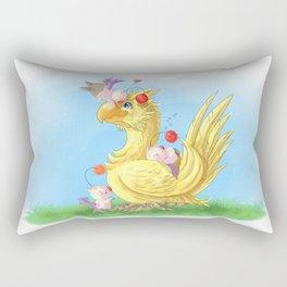 Cuddles Rectangular Pillow
