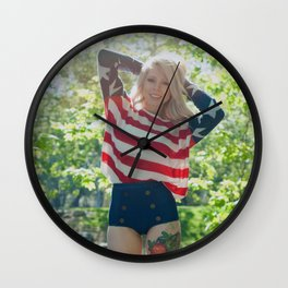 Independence  Wall Clock