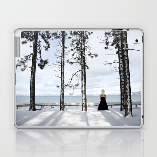 """Snow Queen"" Laptop & iPad Skin"