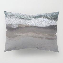 Pacific Beach Waves Pillow Sham