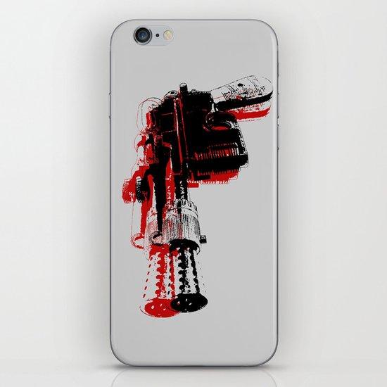 Blaster III iPhone & iPod Skin
