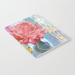 Trio of Peonies - Summer Pastels Notebook