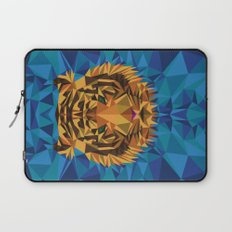 Liger Abstract - Its a Lion Tiger Hybrid Laptop Sleeve