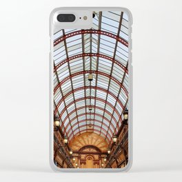 Central Arcade Clear iPhone Case
