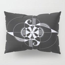 Connect-Reject-Rejoin-Reverse Pillow Sham