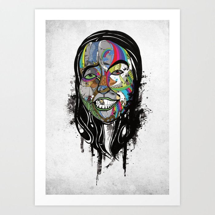 BEAUTIFOOL Art Print