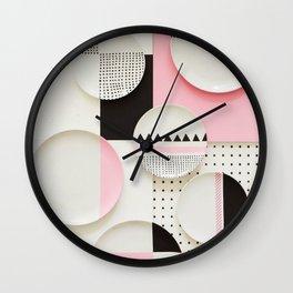 Charlotte love is a  London Wall Clock