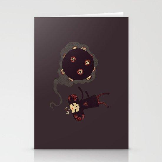 Katamari of the Dead Stationery Cards