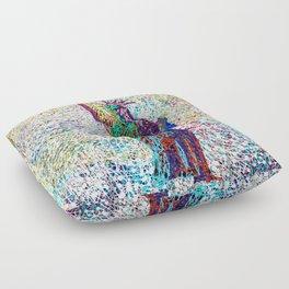 the Liberty Floor Pillow