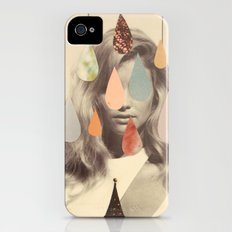 quatre iPhone (4, 4s) Slim Case