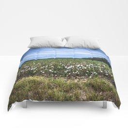 Cotton Fields  Comforters