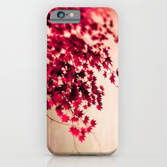 Fall Leaves iPhone & iPod Case