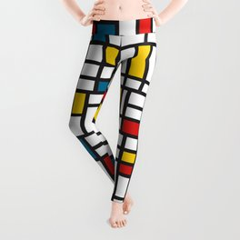 MONDRIAN EXTREME Leggings