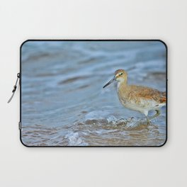 Wading Willet Laptop Sleeve