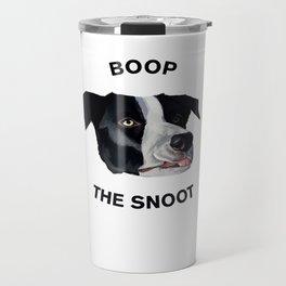 Boop The Snoot Travel Mug
