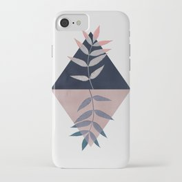 Geometry and Nature 3 iPhone Case