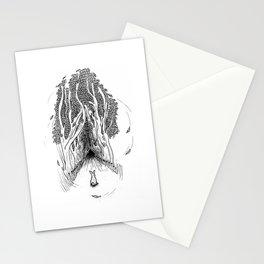 Wild Rabbit Stationery Cards