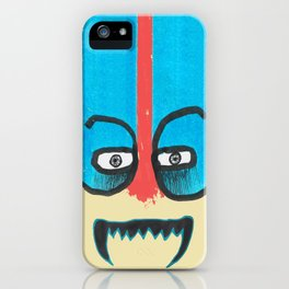 Hello teeth! iPhone Case