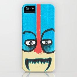 Hello teeth! iPhone Case