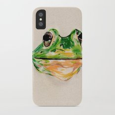 BachelorFrog iPhone X Slim Case