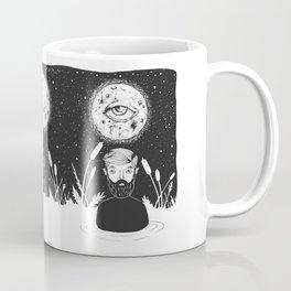 drowing in a swamp Coffee Mug