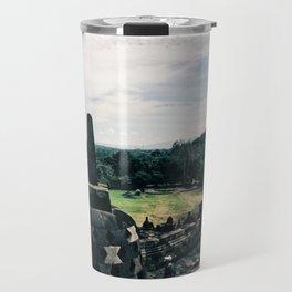 Borobudur Peak (ll) Travel Mug