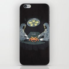 Alien Autopsy iPhone & iPod Skin