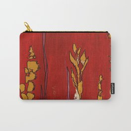Playful Lines Carry-All Pouch
