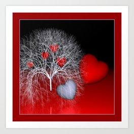 framed pictures -49- Art Print